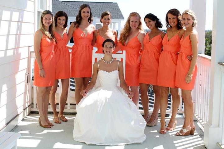 bridesmaidsandbride